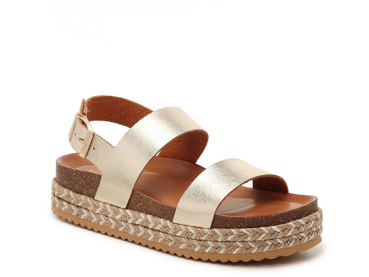 6d4e15e7198 Ruryan Espadrille Platform Sandal