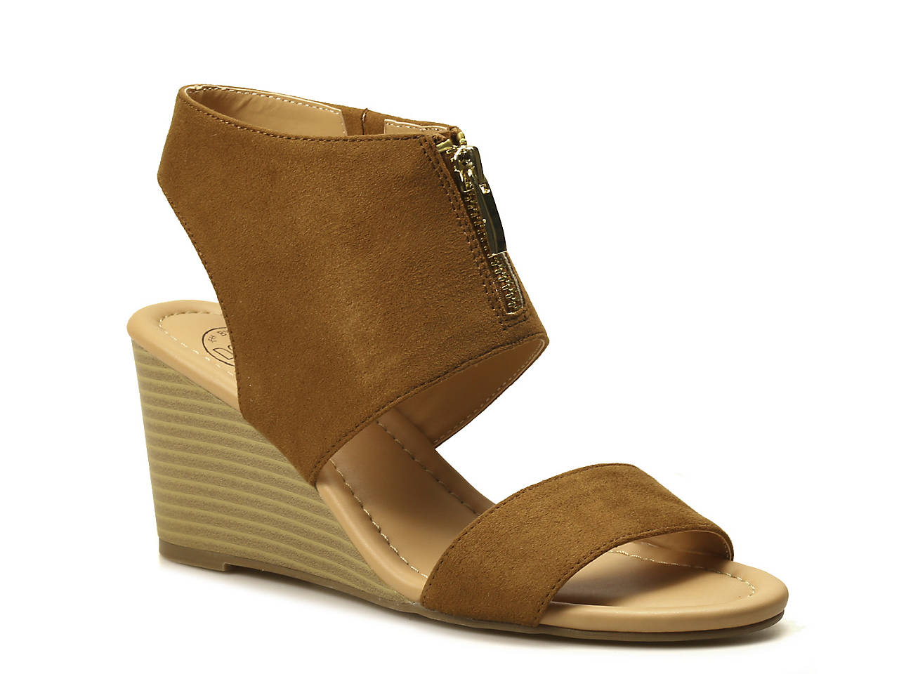 79f261ec894fb Dolce by Mojo Moxy Alessia Wedge Sandal Women s Shoes