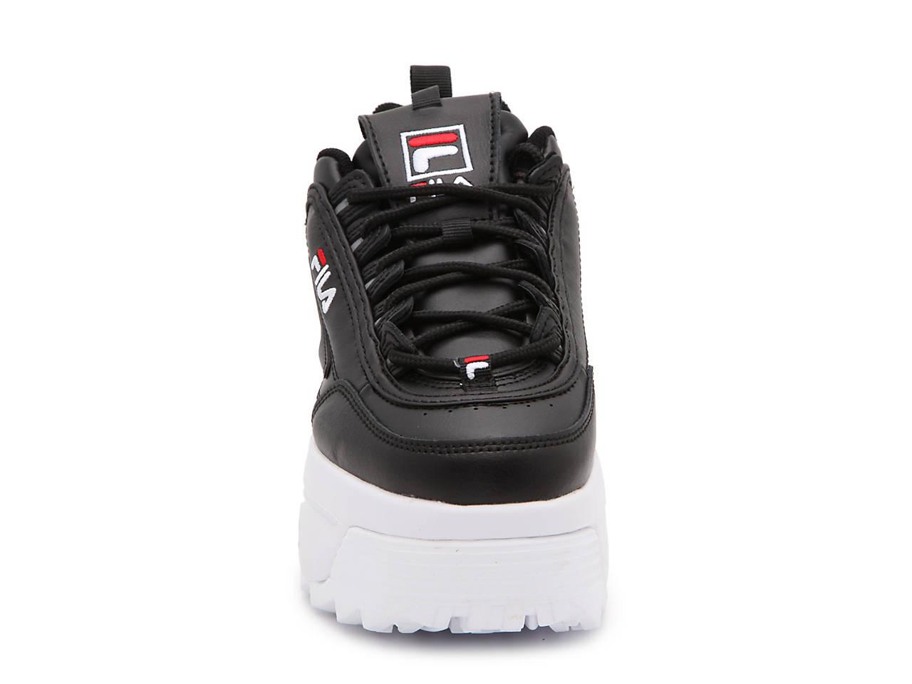 Fila Disruptor II Wedge Sneaker Women's Women's Shoes DSW  DSW