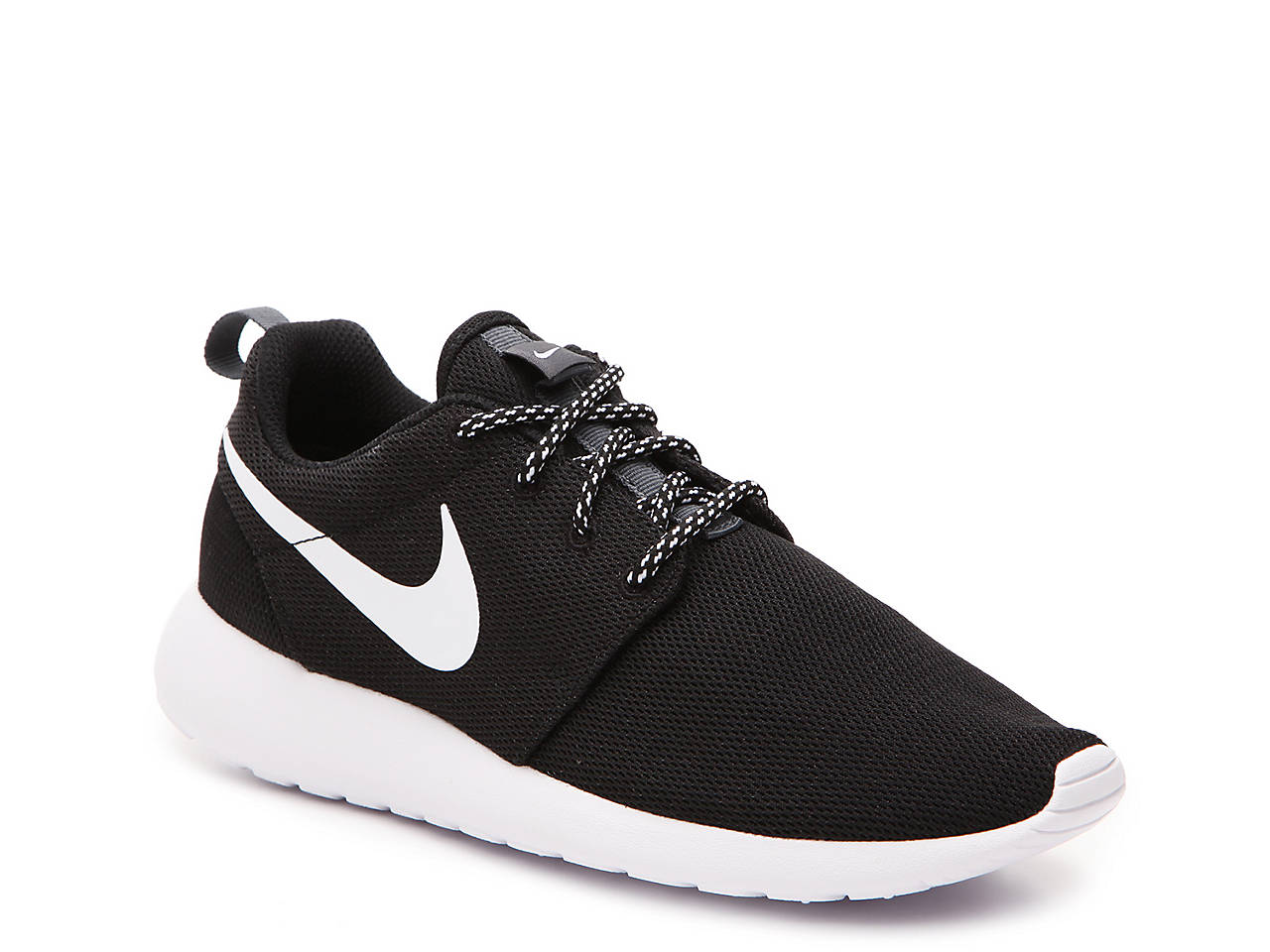 nike roshe women black