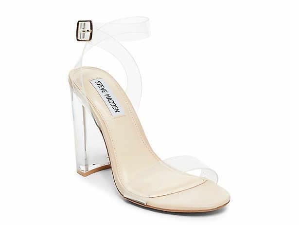 5d0923ef087 Clear heels | DSW
