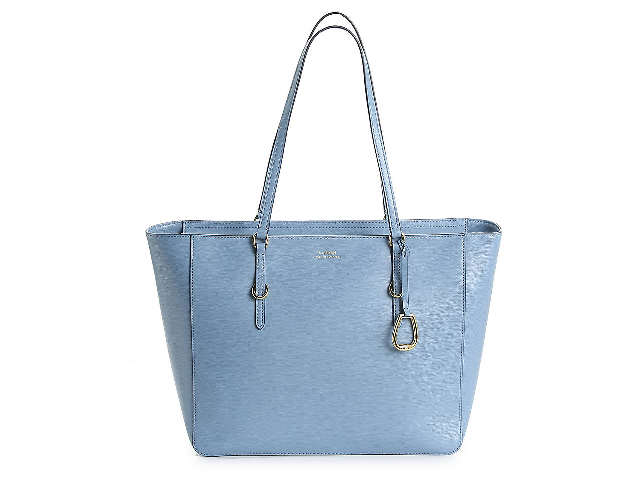 cbab75ade Lauren Ralph Lauren Bennington Leather Tote Women's Handbags ...