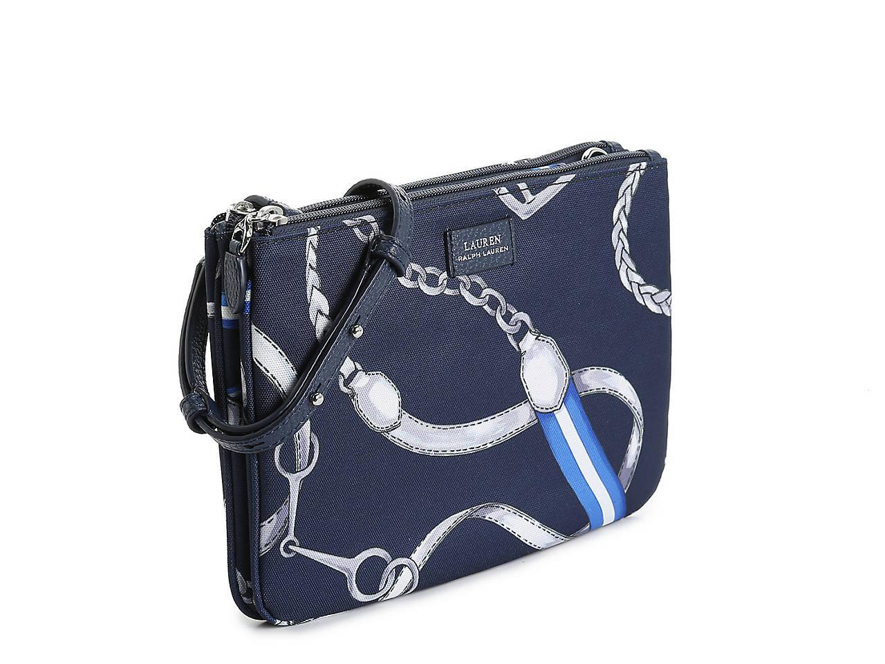 san francisco myydyin tuote hyvännäköinen Lauren Ralph Lauren Chadwick Crossbody Bag Women's Handbags ...