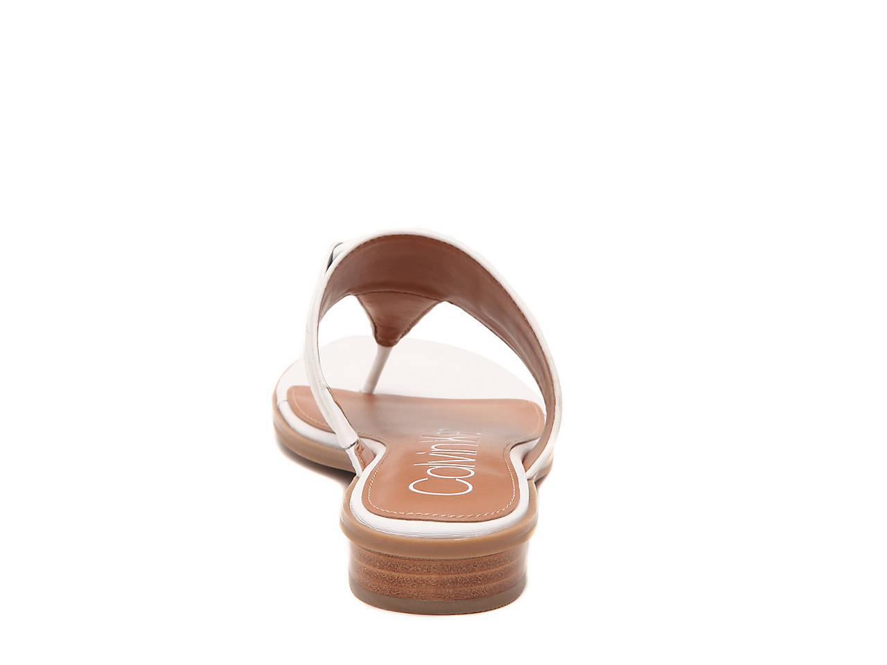fd1112741858 Calvin Klein Farley Sandal Women s Shoes
