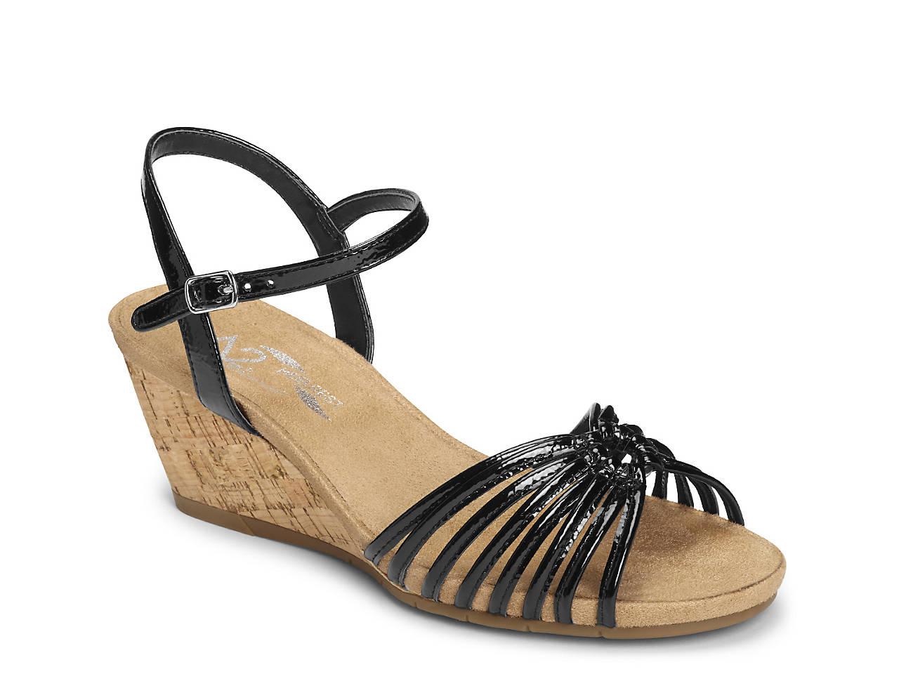 cb997c659d39 A2 by Aerosoles Fruit Cake Wedge Sandal Women s Shoes