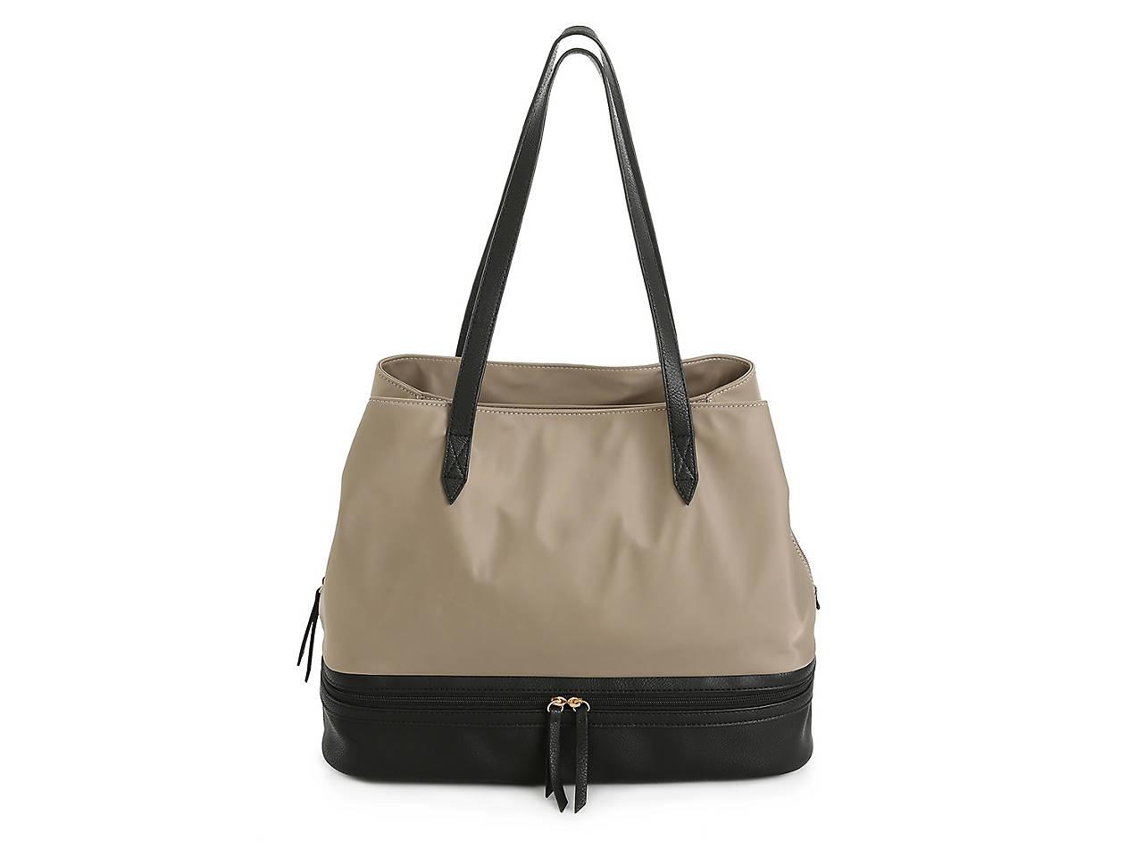 Nylon Weekender Bag