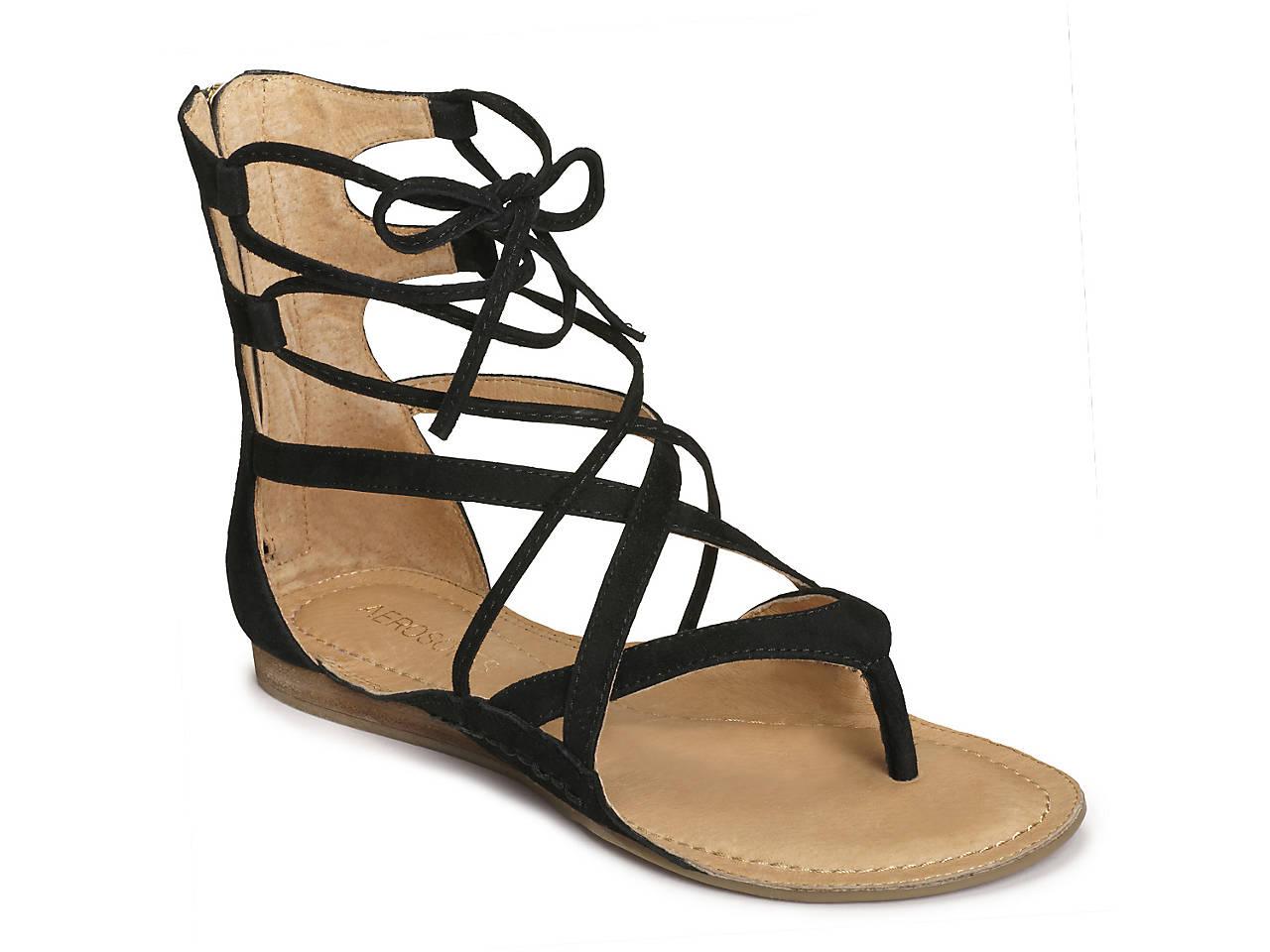 31f4ccb8e15a Aerosoles Scrapbook Gladiator Sandal Women s Shoes