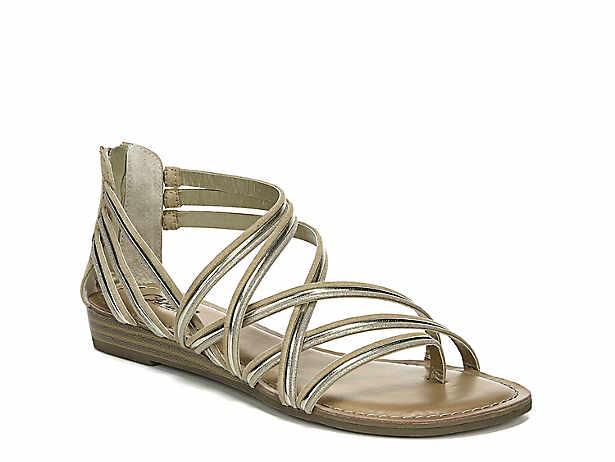 Carlos By Carlos Santana Amara 2 Wedge Sandal Women S Shoes Dsw