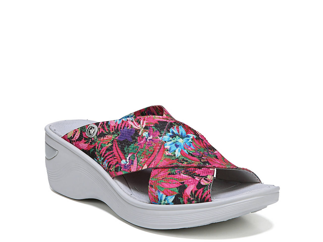 e4f1fcad36c BZees Desire Wedge Sandal Women s Shoes