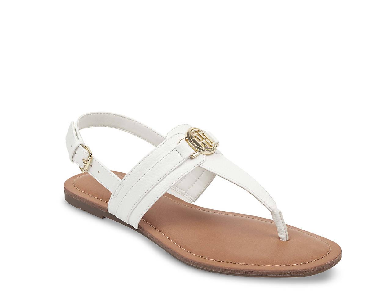 ffa1c3e27031 Tommy Hilfiger Lancia Sandal Women s Shoes