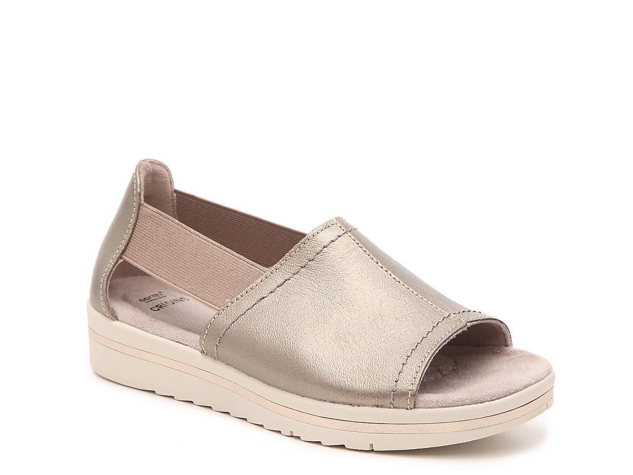 1bf5ddda08 Earth Origins Carley Connie Wedge Sandal Women's Shoes | DSW