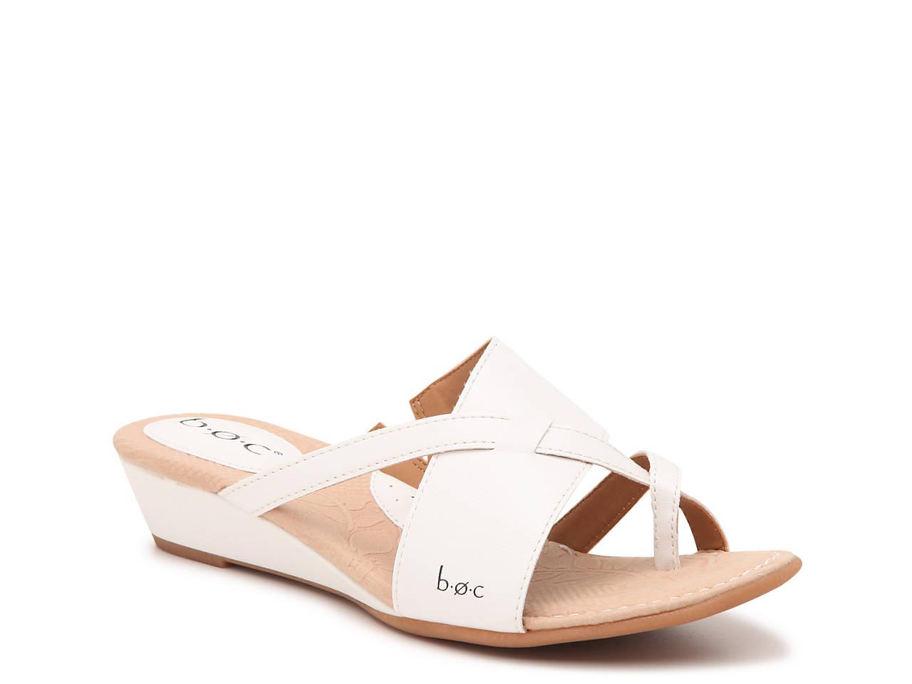 aafdc265ebcd b.o.c Ivins Wedge Sandal Women s Shoes