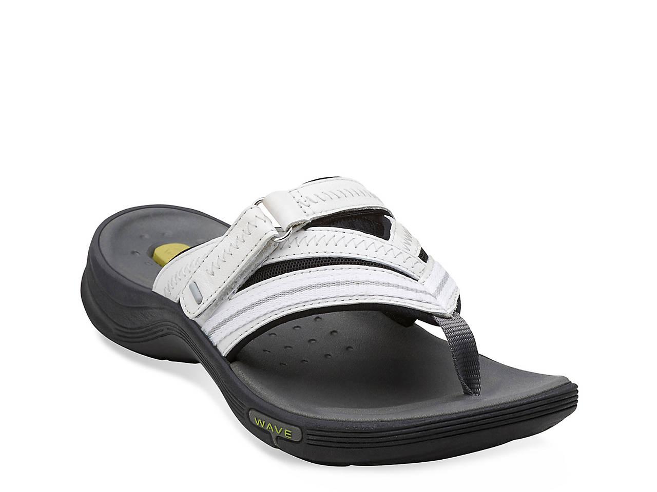 bf75e988191b Clarks Wave Coast Sandal Women s Shoes