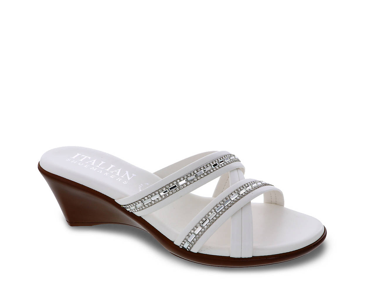 4e89be547a Italian Shoemakers Passion Wedge Sandal Women's Shoes | DSW