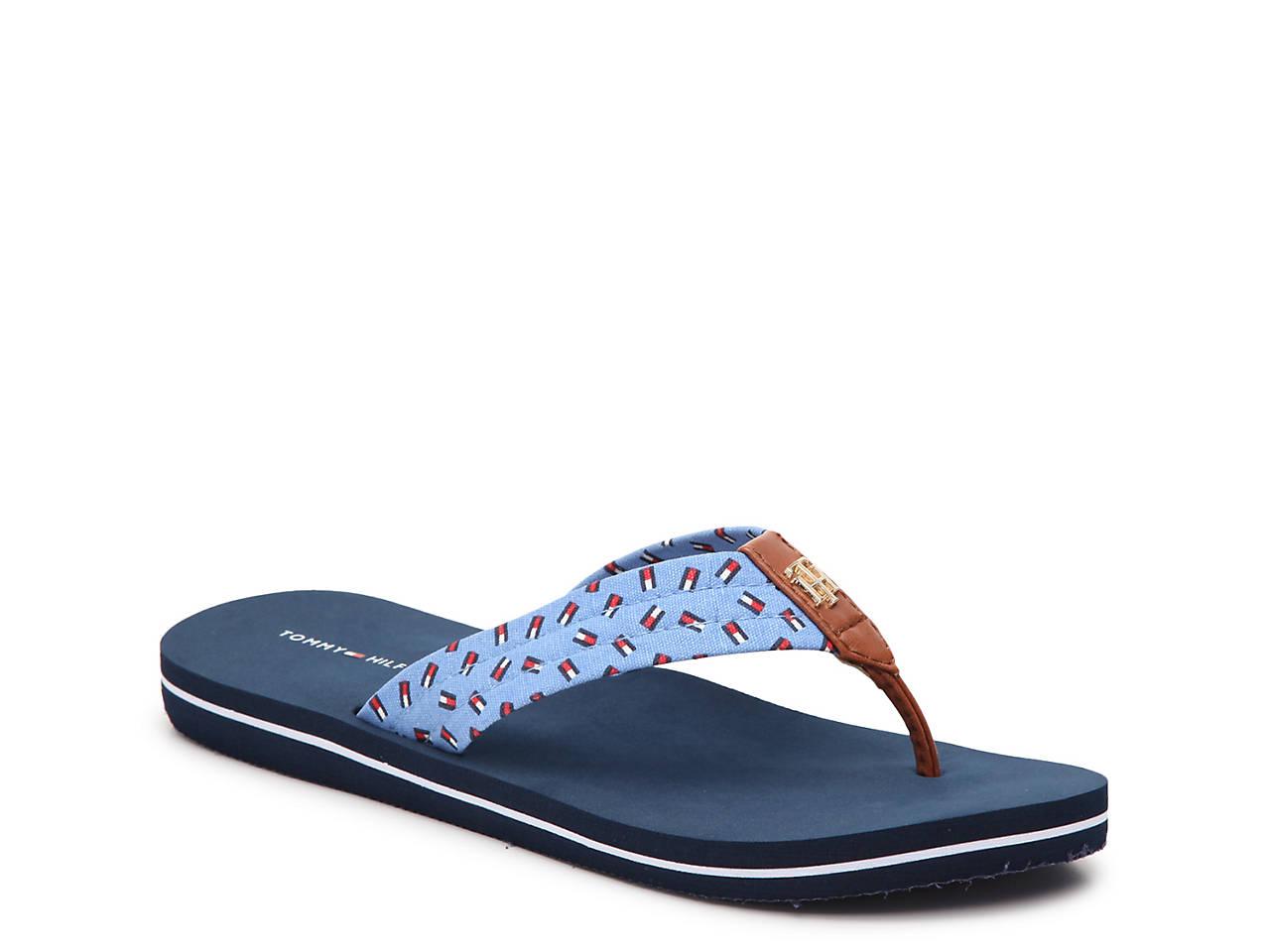 0553cc5a0 Tommy Hilfiger Civlees Flip Flop Women's Shoes   DSW