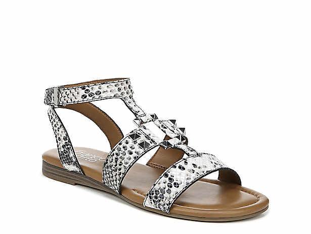 Carlos By Carlos Santana Amara Gladiator Wedge Sandal Women S Shoes Dsw