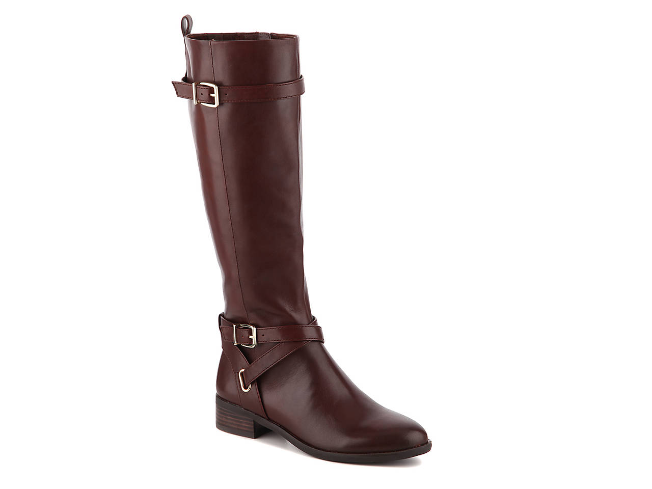 Maggie Wide Calf Riding Boot by Essex Lane