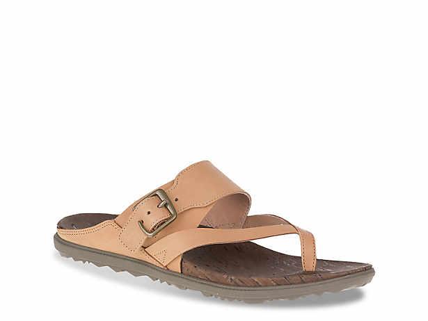 f2fb91f5715 Merrell Around Town Thong Flat Sandal Women s Shoes