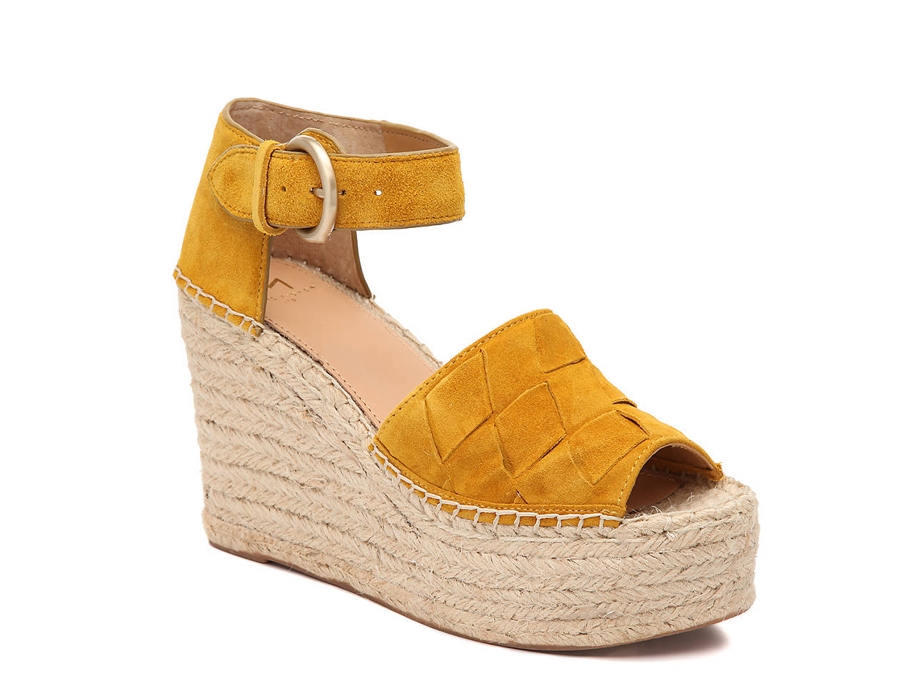 6dce3473279 Marc Fisher Adalla Espadrille Wedge Sandal Women s Shoes