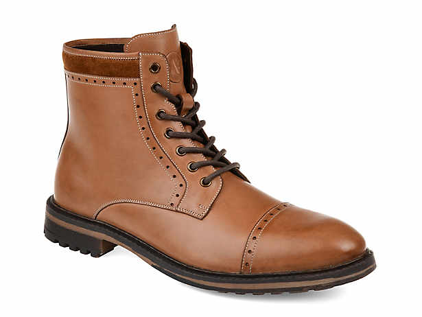 6dfe3419630 Thomas & Vine Ryker Wingtip Boot Men's Shoes | DSW