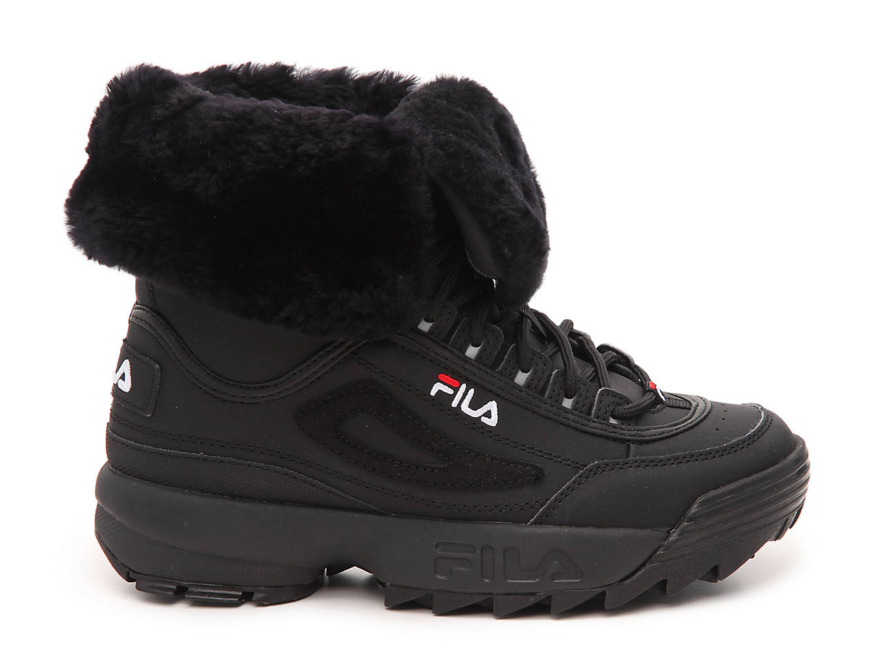 Fila Disruptor Shearling Boot Women's Women's Shoes DSW  DSW