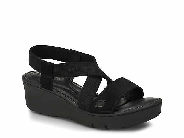b62615a649f Born. Park Wedge Sandal