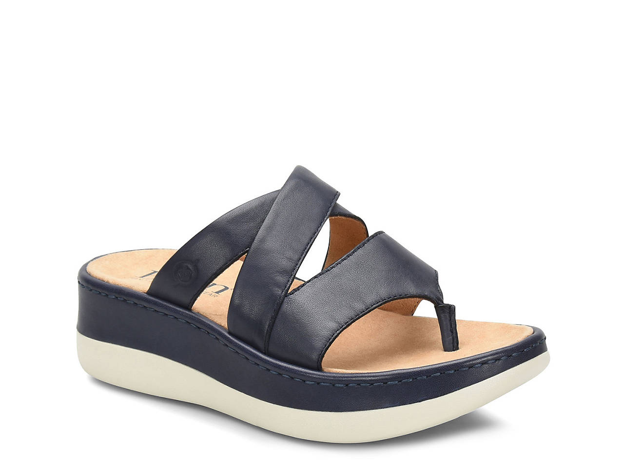 e9fda628412c Born Uinta Wedge Sandal Women s Shoes