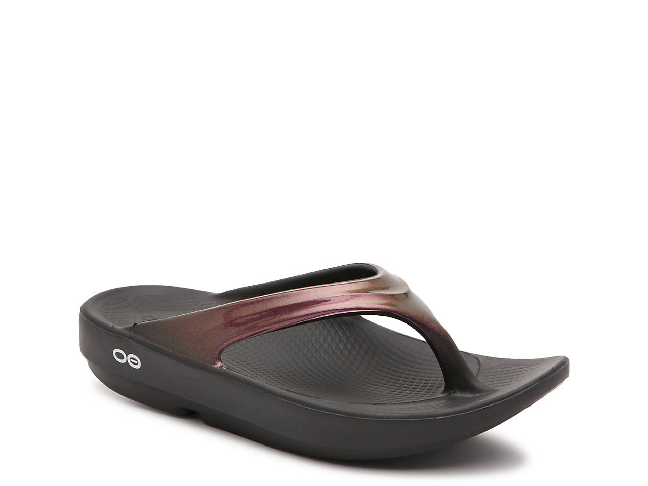 Oofos Oolala Flip Flop Womens Shoes  Dsw-5007