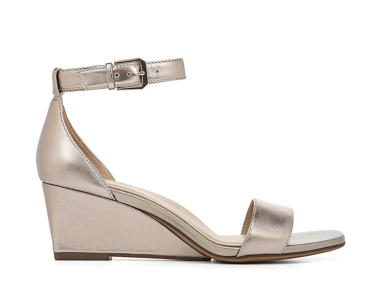 Naturalizer Womens Zenia Pump Platforms Wedges Sandals Sandals