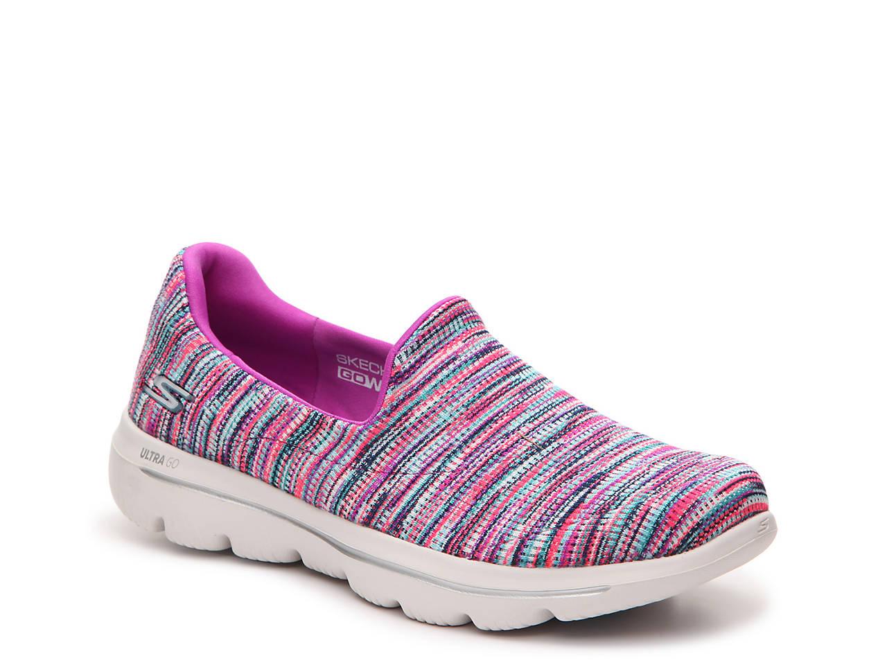 6e54ec896d3 GOwalk Evolution Ultra Frenzied Slip-On Sneaker - Women's