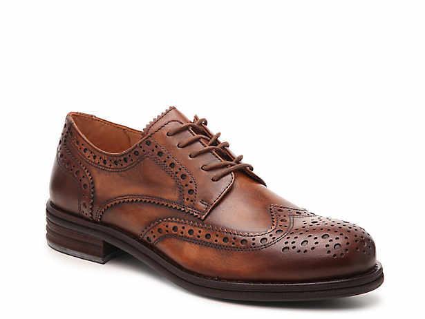 Vince Camuto Tallden Wingtip Oxford Men S Shoes Dsw
