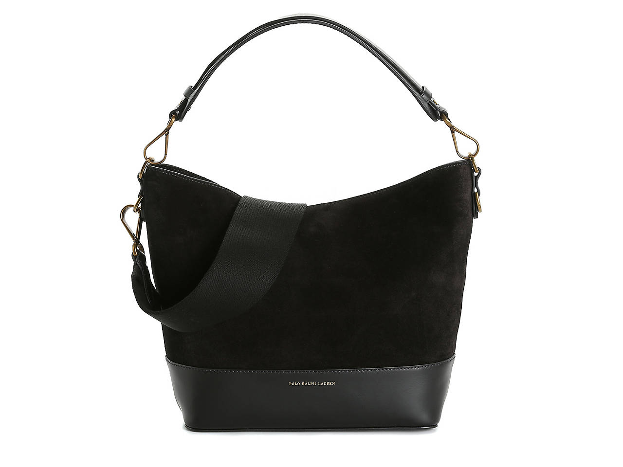 0221c809 Small Suede Leather Hobo Bag
