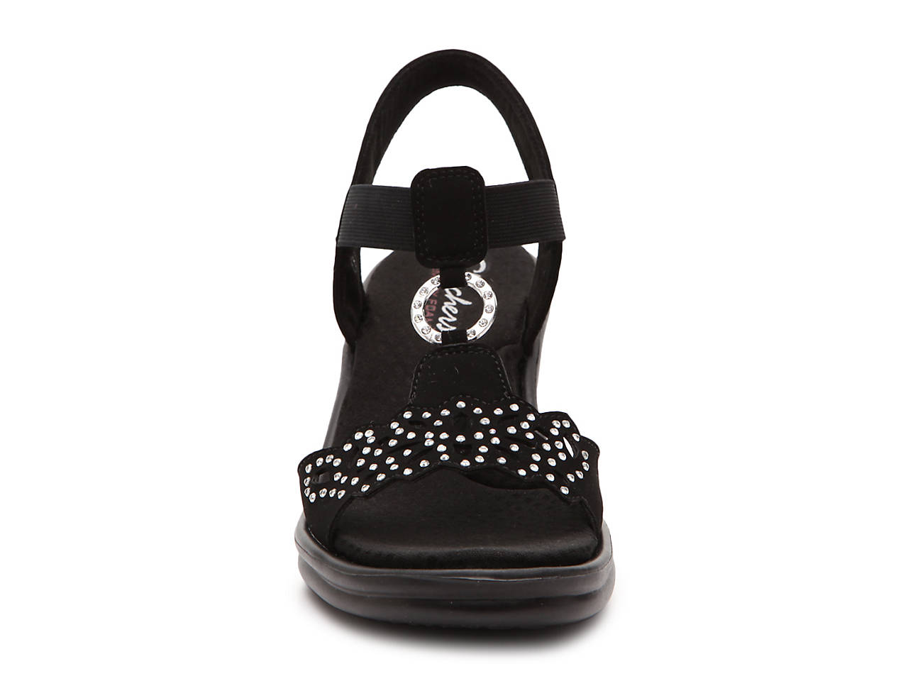 Cali Rumblers Queen B Wedge Sandal