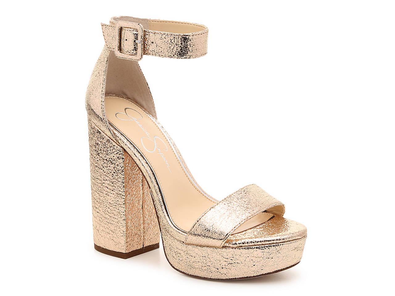 84579dac1d Jessica Simpson Caiya Platform Sandal Women's Shoes | DSW