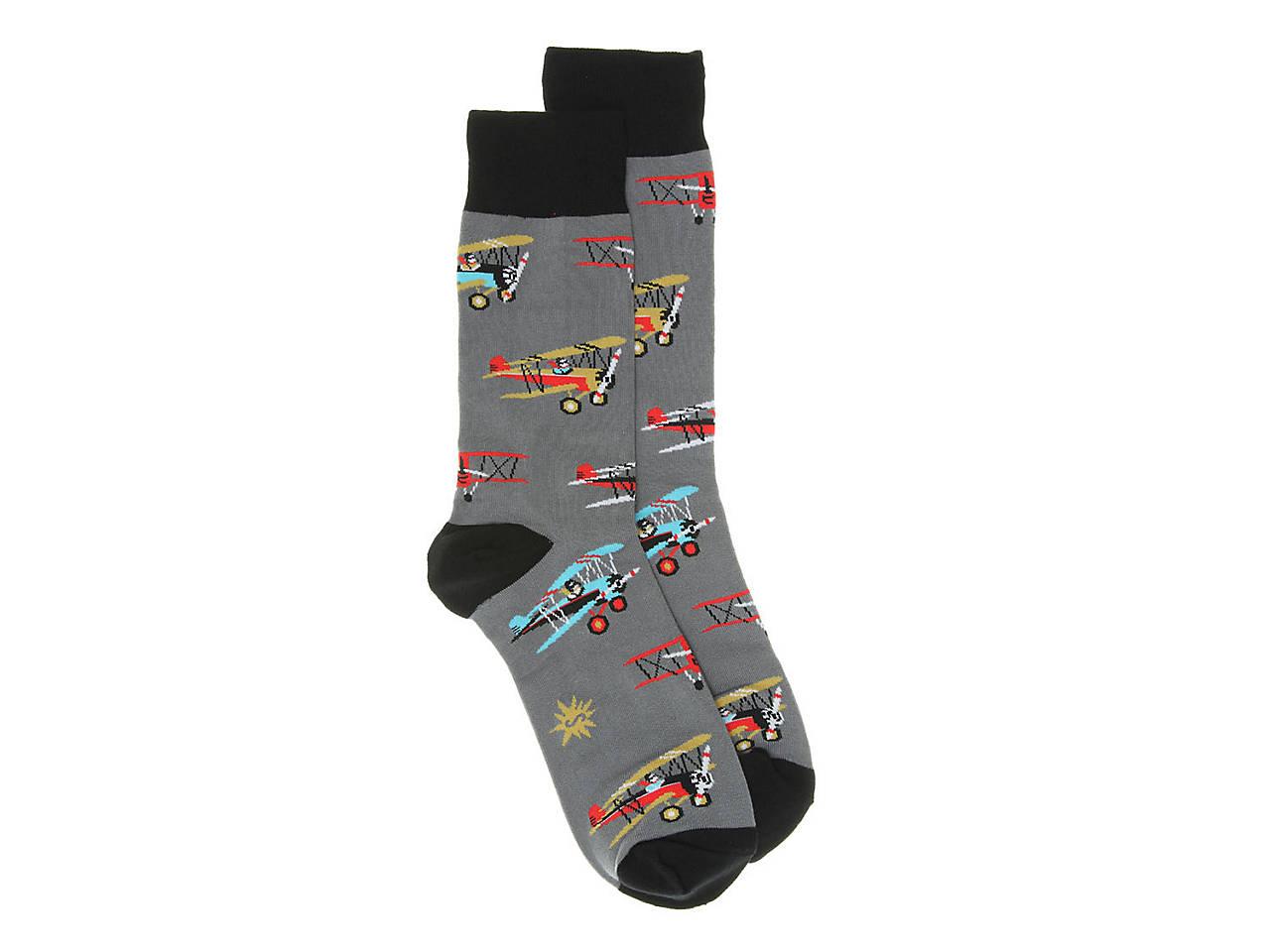 Sky Captain Sock It To Me Men/'s Crew Socks