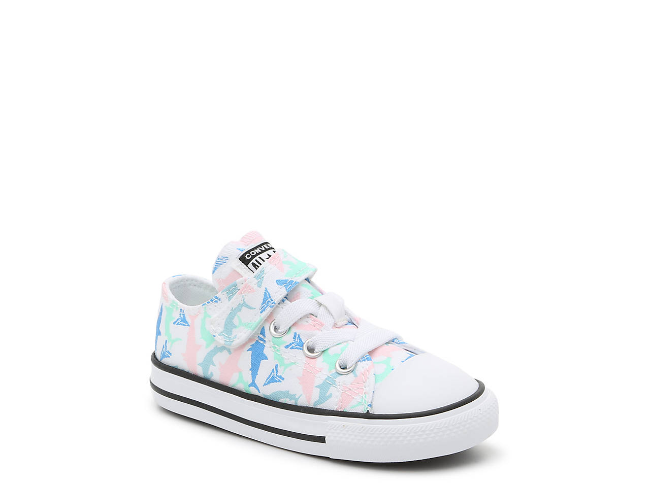 Converse Chuck Taylor All Star 1V Shark Bite Sneaker Kids