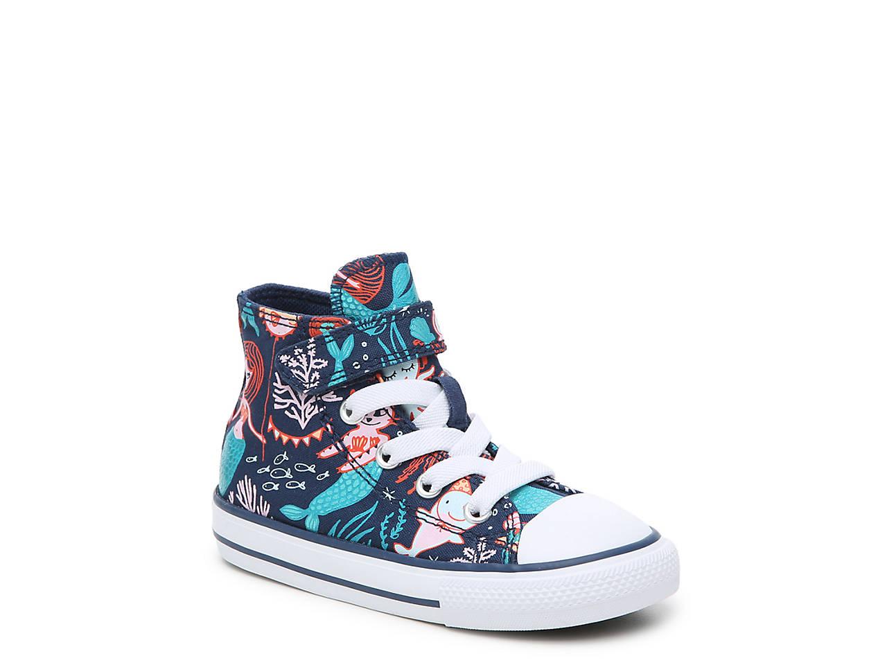 Converse Chuck Taylor All Star 1V Mermaid High Top Sneaker