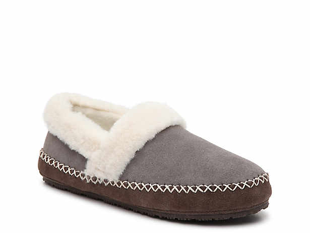 Brown Check Velour Sleepers Sizes 6 to 12 Mens Slip On Slippers