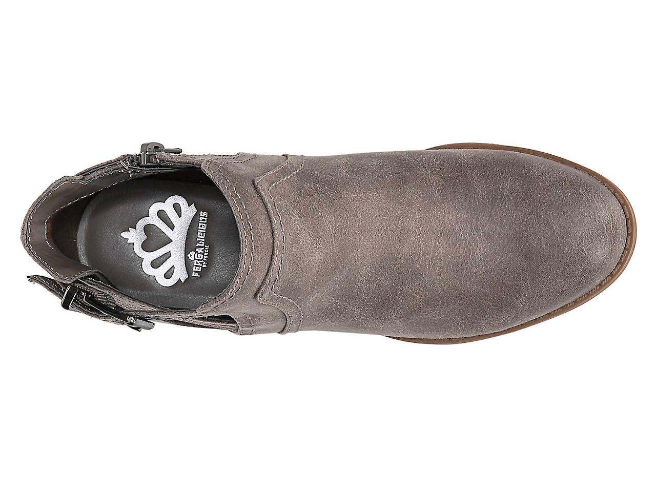 Fergalicious Womens Banger Ankle Boot
