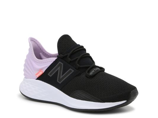 black new balance dsw
