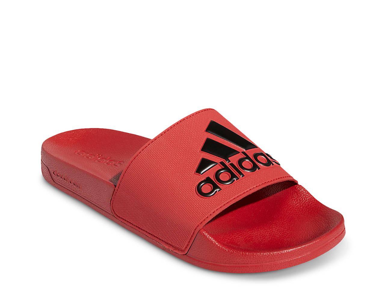 adidas adilette slides dsw