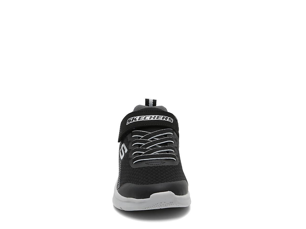 Skechers Kids Microspec-Gorza Sneaker