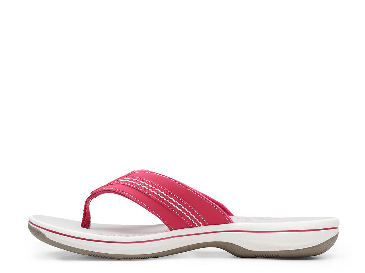 Cloudsteppers By Clarks Brinkley Sun Flip Flop Womens -7317