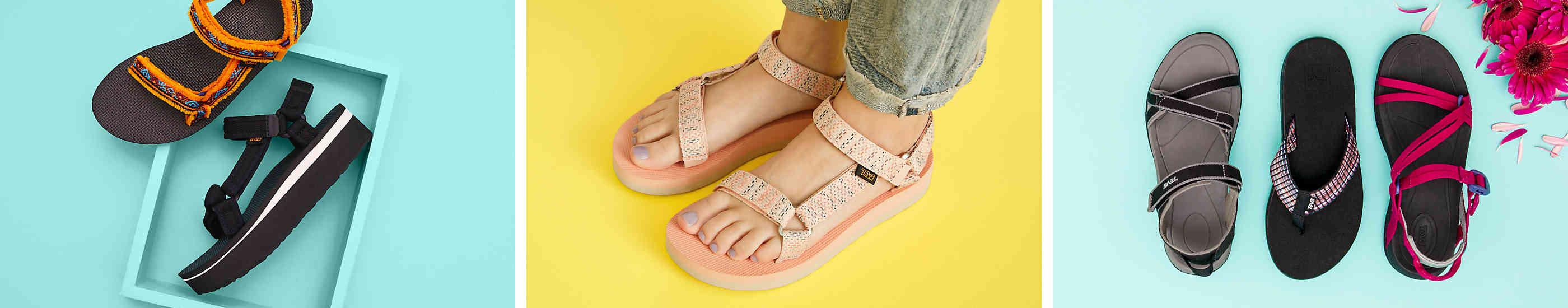 16c227228ddcc Teva Sandals