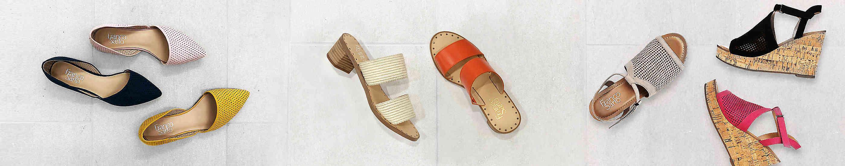 Franco Bootsamp; Ankle FlatsDsw Sarto BootsSandals vymOn0N8w