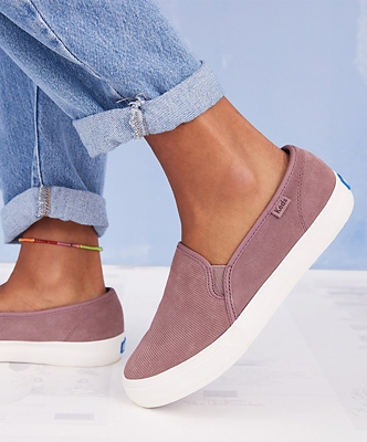 slip on womens shoes