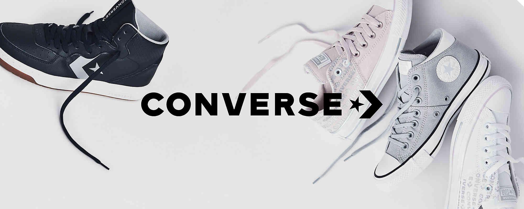 converse donna platform denim
