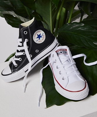 Convers Kids Shoes High Low Tops Trainers Shoes UK Size 10,11,12,13,1,2