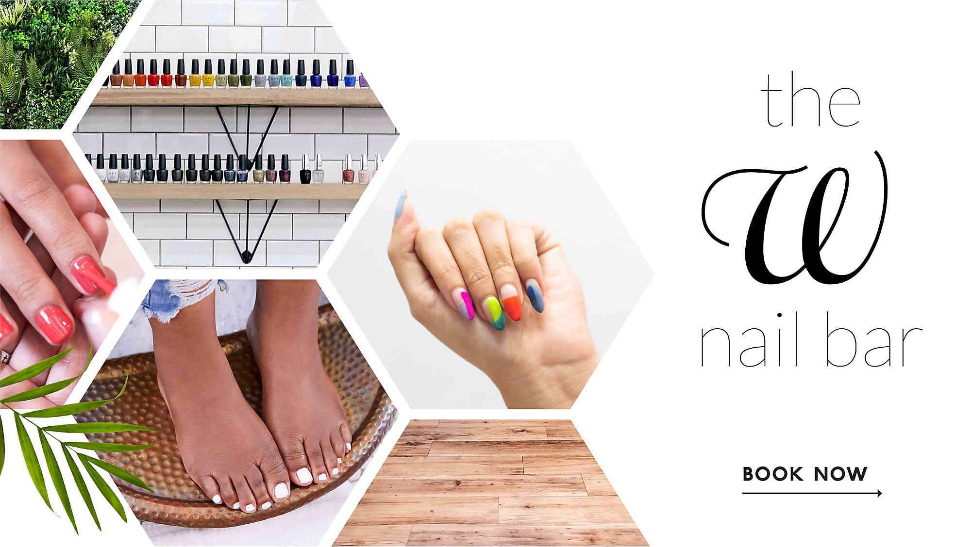 W Nail Bar | Earn DSW Rewards | DSW