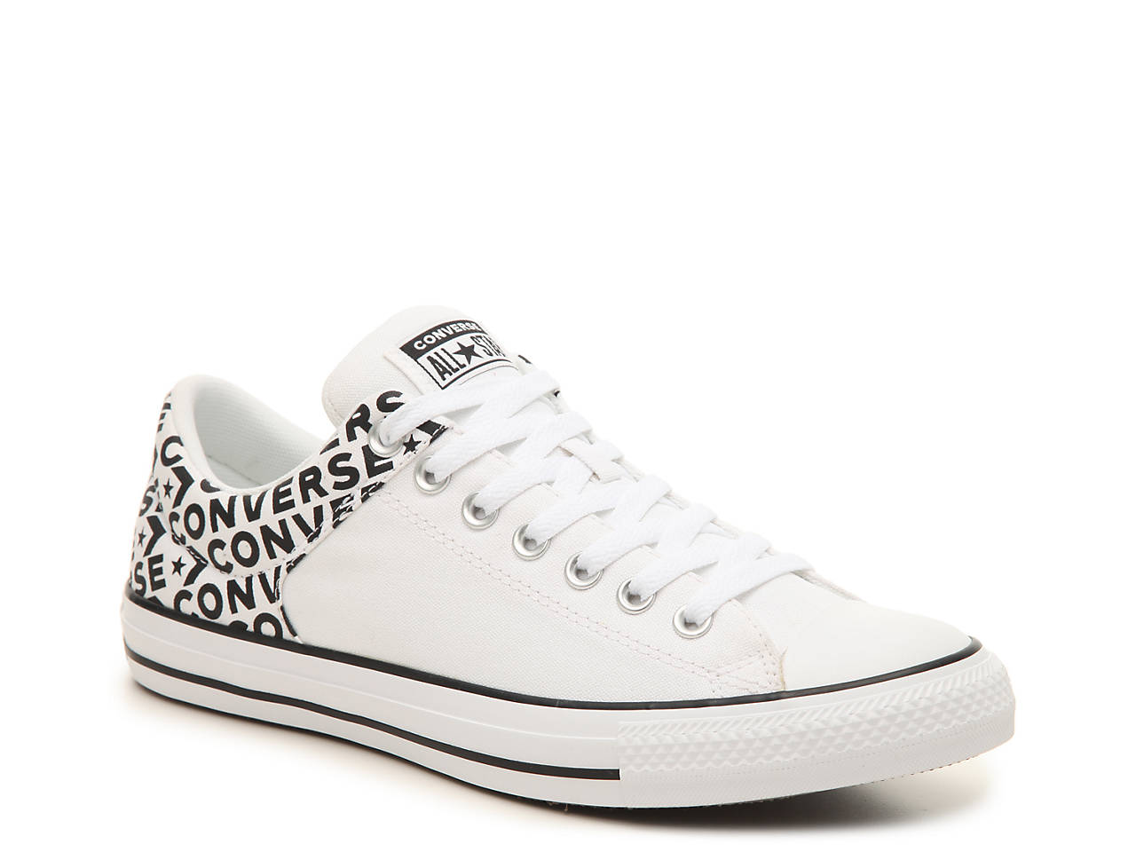 4864231455ae Converse Chuck Taylor All Star Hi Street Ox Word Sneaker - Women s ...